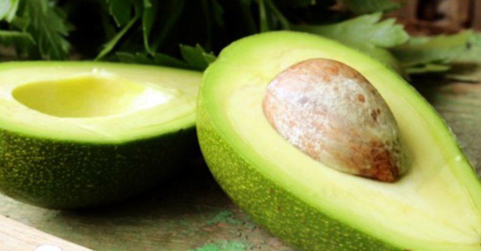 Abacate seca-barriga