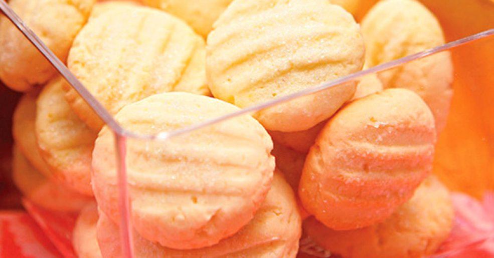 Biscoitinho de limão