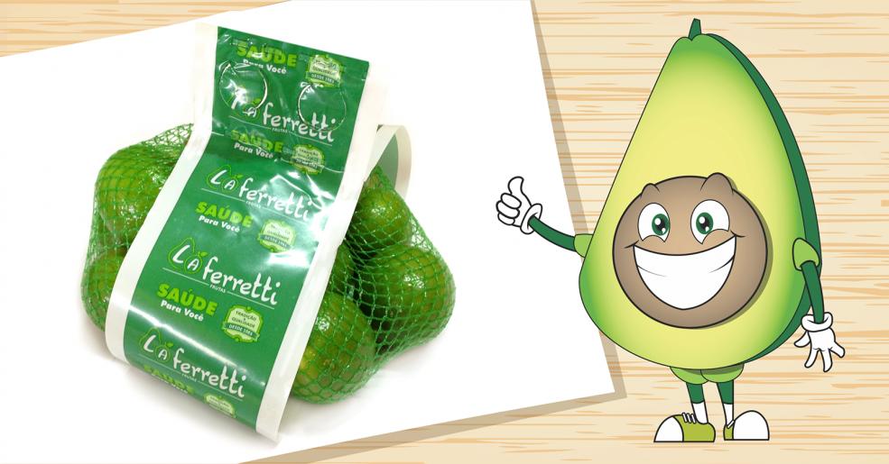 Limão Tahiti em novas embalagens