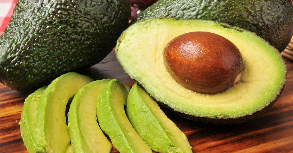 Abacate tem compostos com atividade antioxidante