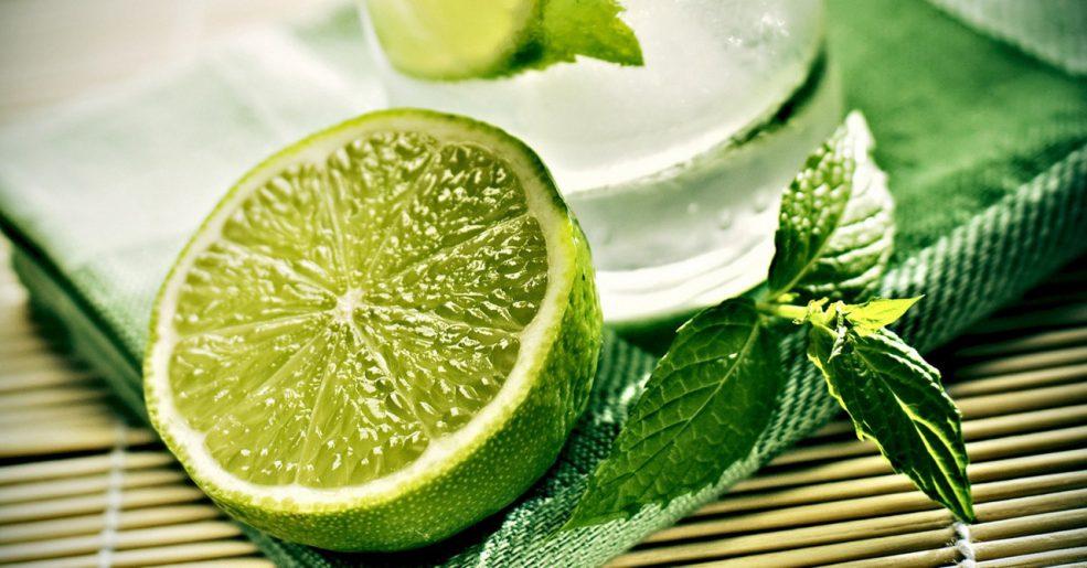Gotinhas de limão previnem males gastrointestinais