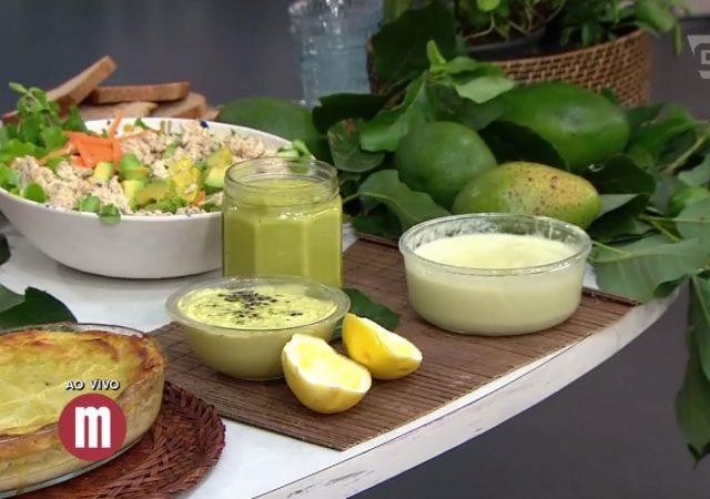 Deliciosas receitas com abacate no programa Mulheres