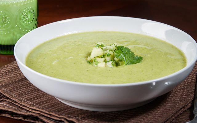 Sopa Creme de Abacate