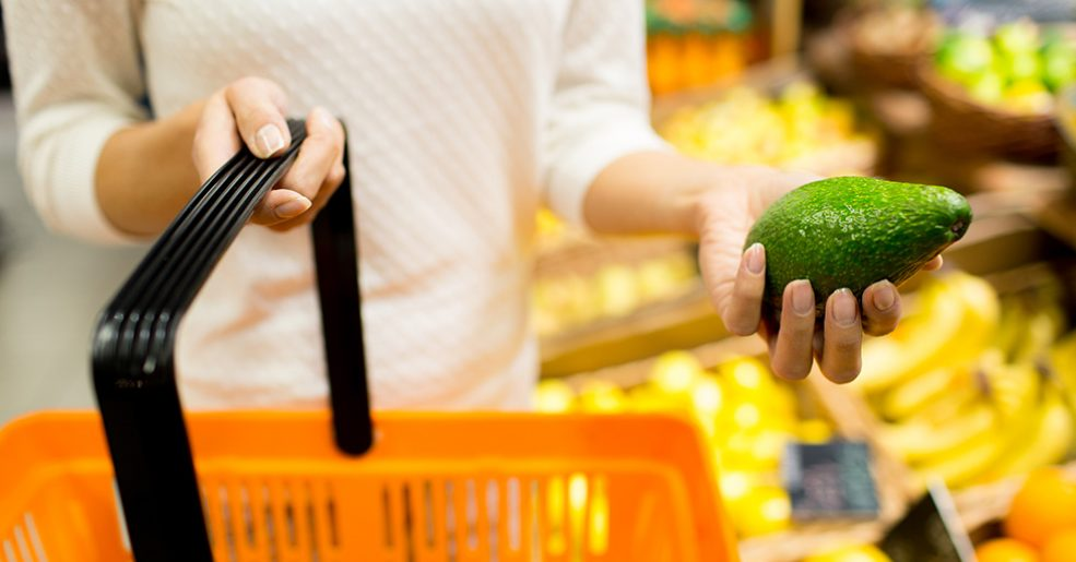3 passos simples para escolher o abacate perfeito