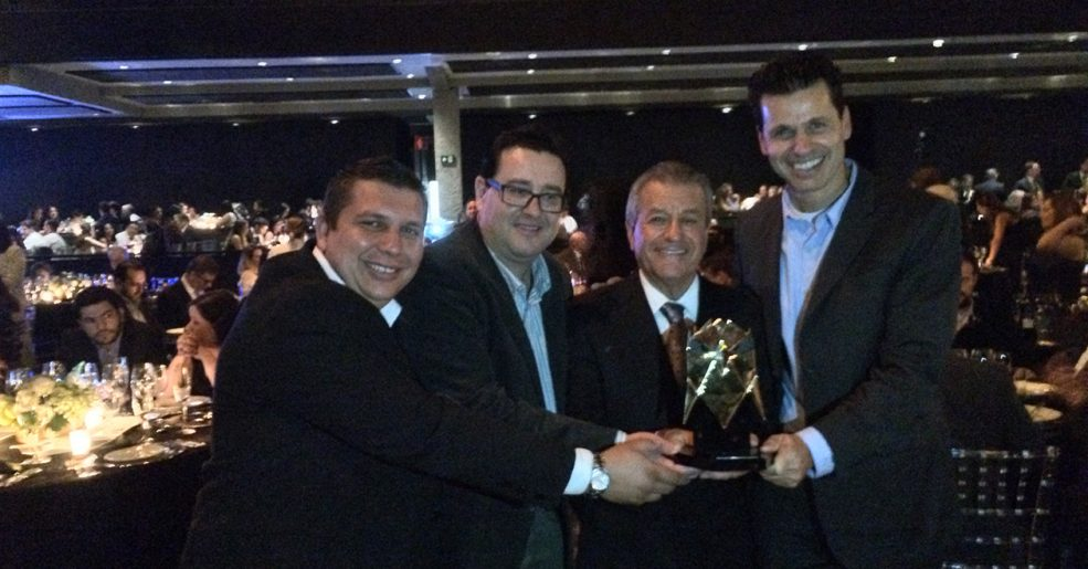 L.A. FERRETTI participa do 19º Premio Automação – GS1 Brasil