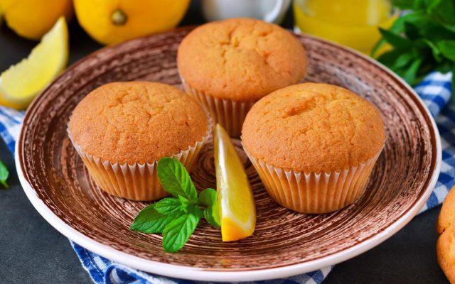 Muffin de Laranja