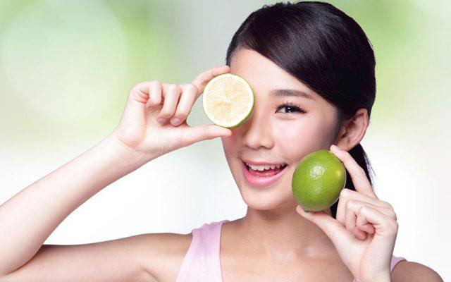 4 super funções do limão como cosmético natural