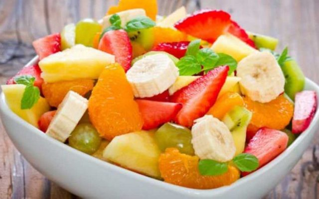 Salada de Frutas Light
