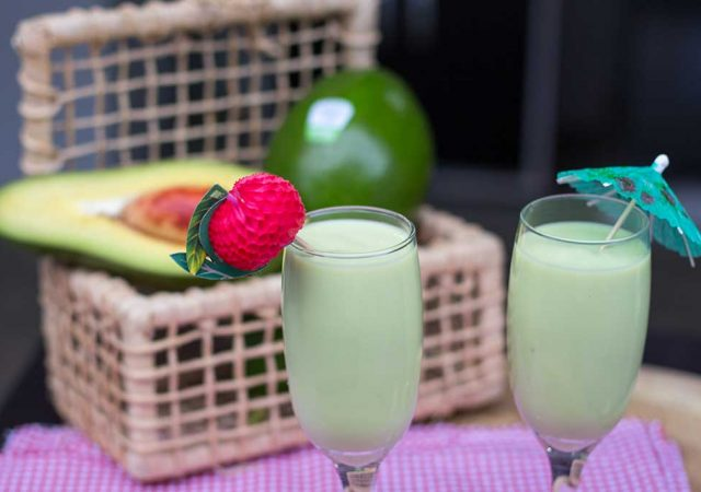 Coquetel de Abacate