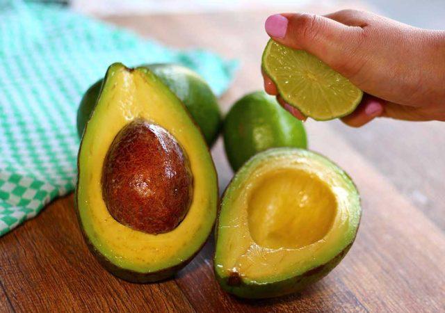 Como conservar abacate depois de aberto