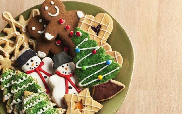 Biscoitinhos de Limão para o Natal