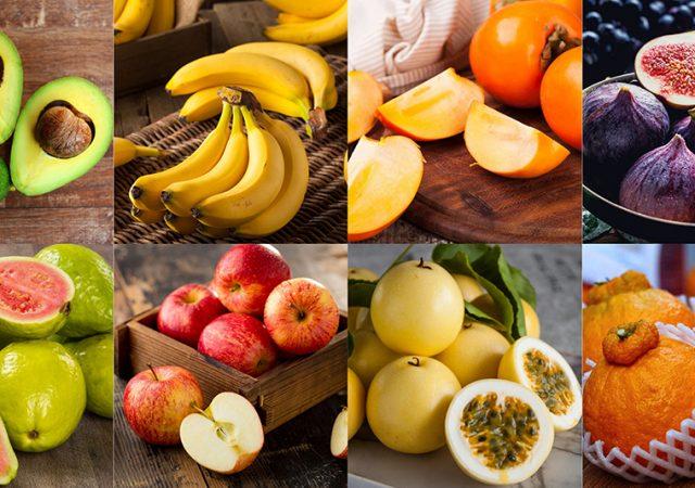 Inverno: 8 frutas ideais para consumir na estação do frio