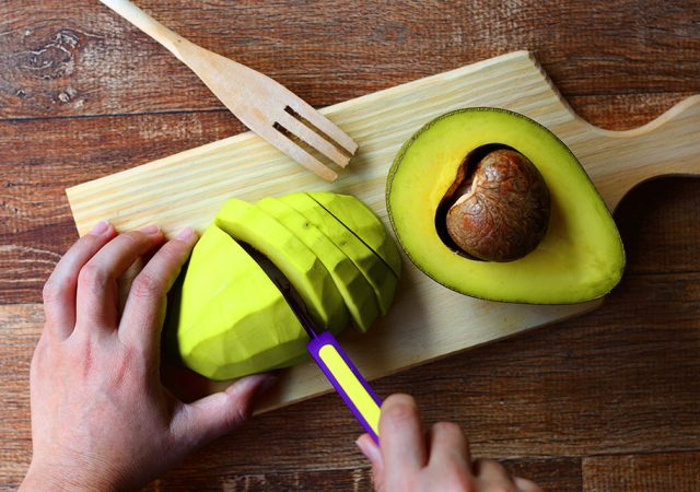 Abacate como substituto de carboidrato sem adicionar calorias