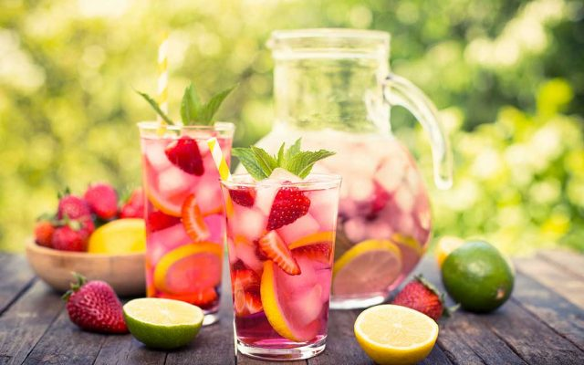 Limonada Rosa (Pink Lemonade)