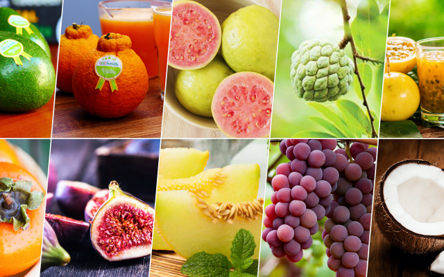 10 frutas do outono enchem a mesa de nutrientes