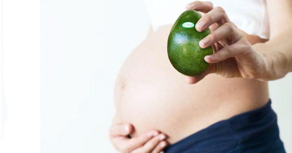 5 grandes benefícios de comer abacate na gravidez