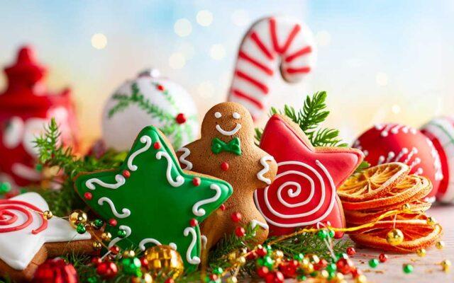 Biscoitinhos de Natal